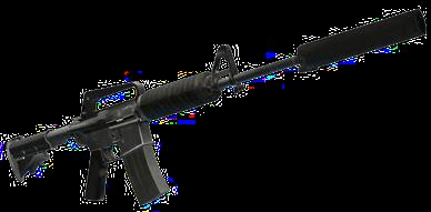 Masterpiece M4a1